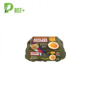 6 Eggs Paper Cartons Box 178