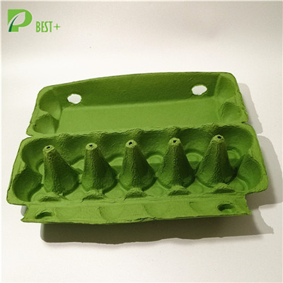 Green Pulp Egg Box 217