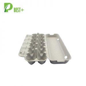 12 Cells Pulp Egg Cartons Tray 152