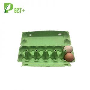 12 Holes Pulp Eggs Cartons Tray 138