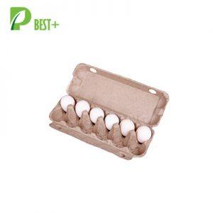12 Holes Pulp Eggs Tray 154
