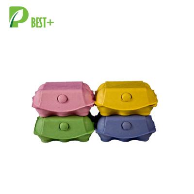 6 Eggs Pulp Cartons Box