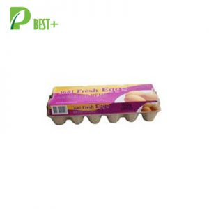 Pulp Paper Egg Carton 104