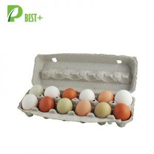 12 holes Pulp Paper Egg Carton 122
