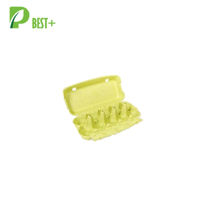 Yellow Pulp Egg Boxes 164