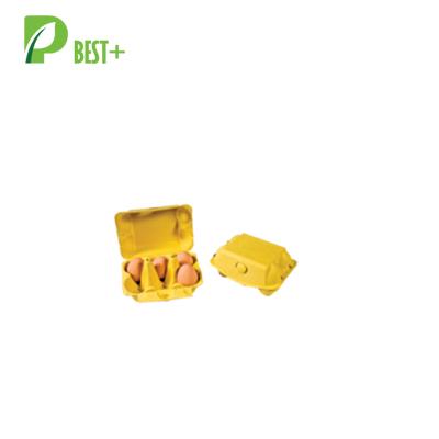 Yellow Pulp 6 Eggs Box 190