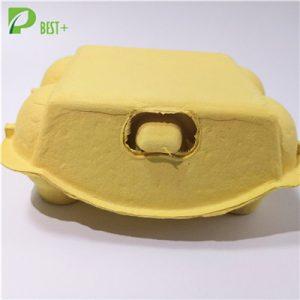 Yellow Pulp Egg Carton 219